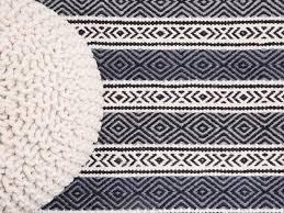 Cotton Wool Rugs Rug Carpet Cotton Wool Handmade 120x170 Cm Beige And
