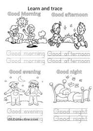 greetings for worksheet free esl printable worksheets made