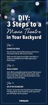 movie theaters home 15 best party ideas images on pinterest backyard movie theaters