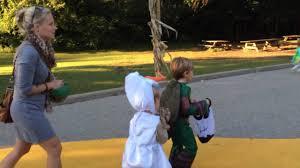 louisville zoo halloween trick or treat youtube