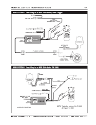 msd 6430 6aln ignition control installation user manual page 11
