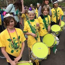 kids samba escola de samba hough foundation