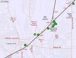 vacaville outlets map hotels in vacaville ca california hotels