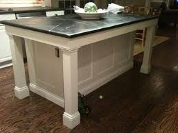 kitchen island overhang interior design