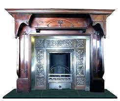 fireplace mantel brackets oak corbels floating wrought iron wr