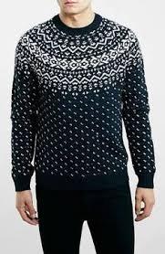 nordic wool sweater mens winter pullover by betamenswear on etsy