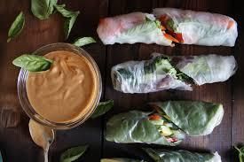 where to buy rice paper wraps this rawsome vegan fresh summer rolls with basil avocado