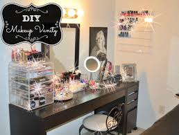 diy makeup vanity diy makeup vanity chronicles of a young mother