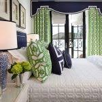 green bedroom decorating ideas elegant fancy green and white
