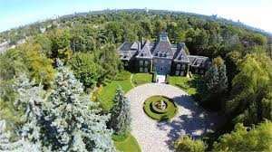 luxe french château style mansion in bridle path toronto