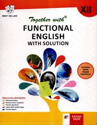 together with functional english solution class xii buy together