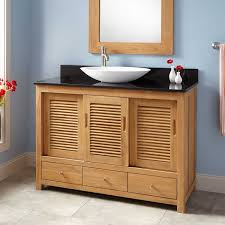 Bathroom Furniture Wood Bathroom Interesting Bathroom Furniture Design With Glacier Bay