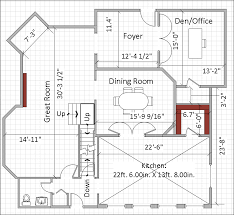 large kitchen floor plans large kitchen plans 1 st floor plan big ideal house with room and