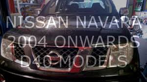 navara service reset d40 model how to guide youtube
