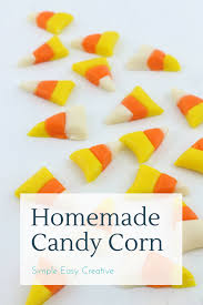 homemade candy corn recipe hoosier homemade