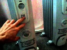 Comfort Temp Delonghi Delonghi Ew7707cm Oil Heater Failure Continue Youtube
