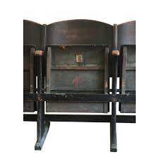 chaise de cin ma chaise de cinéma vintage en bois 1930 design market