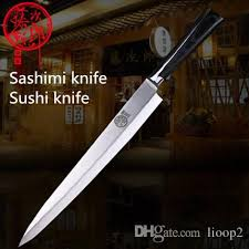 cheap kitchen knives toujiron stainless steel western style sushi sashimi sashayed