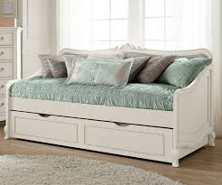 girls day bed samuel lawrence girlsu0027 glam daybed with trundle