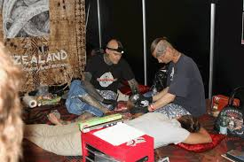 maori to modern n y c tattoo convention has it all the