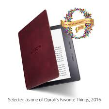 Seeking Kindle Oprah Proclaims Kindle Oasis As Favorite E Reader Of 2016