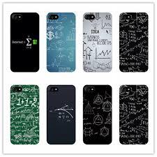 Les Accessoires Les Plus Geeks Et Albert Einstein Mathematical Formula Cover For Iphone 8 7