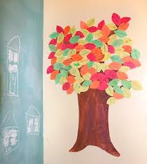 Thankful Tree Craft For Kids - crafts to instill thankfulness in children things to make and do