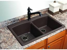 sink faucet black kitchen faucets pull out spray inside brilliant