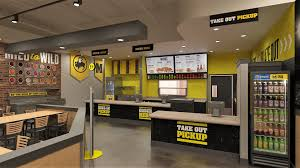 buffalo wild wings to test smaller format stores in edina hopkins