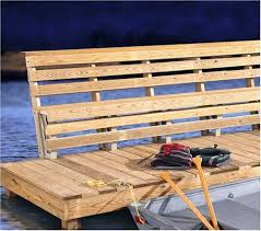 deckmate deck bench brackets design and ideas