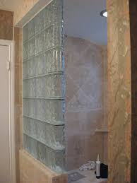 fascinating glass shower blocks 113 glass block shower enclosure