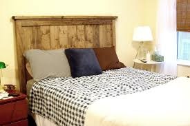 Homemade Headboard Ideas by Diy Headboard Aka A Series Of Unfortunate Events U2013 Goodman Farmhouse