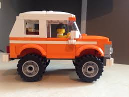lego ford ford bronco moc lego town eurobricks forums