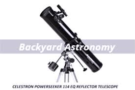 backyard astronomy 1 youtube