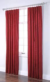 Maroon Curtains Portland Pinch Pleat Drapes U2013 Espresso U2013 Renaissance View All
