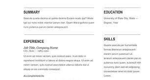 cv templates word 2013 free download resume resume templates word free download unique resume