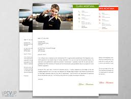 Cv Website by Cabin Crew Flight Attendant Modern Resume Cv Template Cover