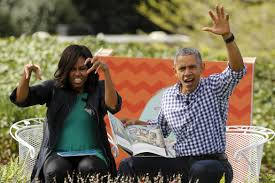 the obamas enjoy their last easter egg roll at the white house