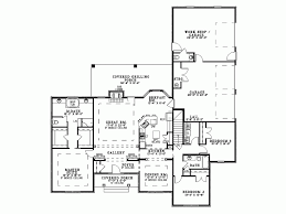 Large Ranch Floor Plans Eplans Ranch House Plan Large Workshop Area Addition Two Car