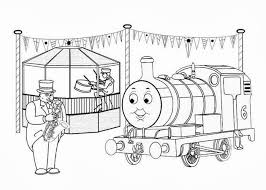 thomas coloring pages emily coloring pages kids