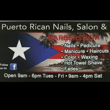 puerto rican nails u0026salon barbershop home facebook