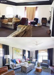 Livingroom Makeover Sylvia U0027s Surprise Makeover The Living Room Emily Henderson