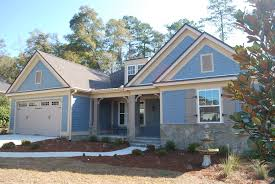 southern style home quail valley custom homes gracefull living southern style