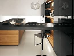 and black kitchen ideas modern kitchen cabinets black white and brown color schemes