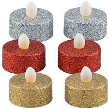 battery operated candles dollartree