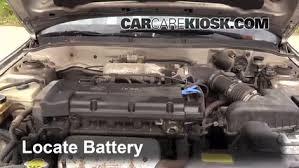 2001 hyundai accent battery how to clean battery corrosion 1996 2000 hyundai elantra 1999
