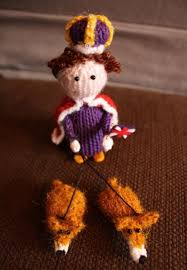 The Queens Corgis Loveknitting Blog Our Favourite Royal Patterns