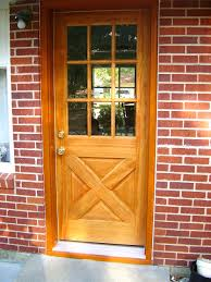 How To Plumb A House by Exterior Door Installation Installing A Prehung Door