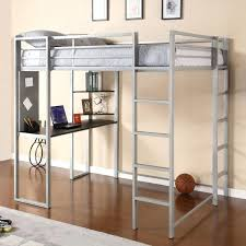 full loft bed with desk u2013 euro screens