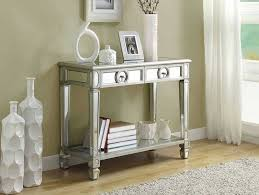 Venetian Mirrored Console Table Mirrored Console Table For Classic Bedroom Appearance Exist Decor